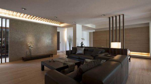 漳州装修设计师297坪米中式风格五居
